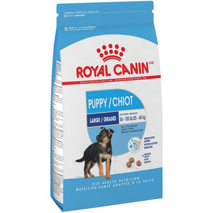Royal Canin Size Health Nutrition Large Breed Puppy Dry Dog Food