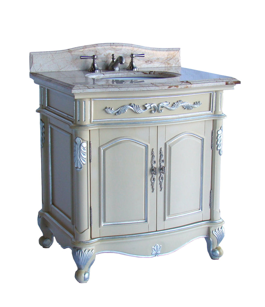 Madeline 32 Inch Vanity Q1108108 Chans Furniture 4