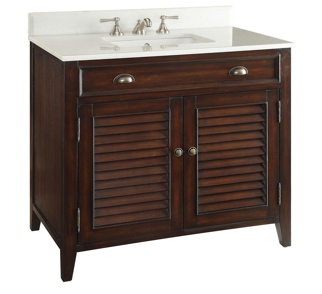 Abbeville 36-inch Vanity CF28368 BN - Chans Furniture - 1