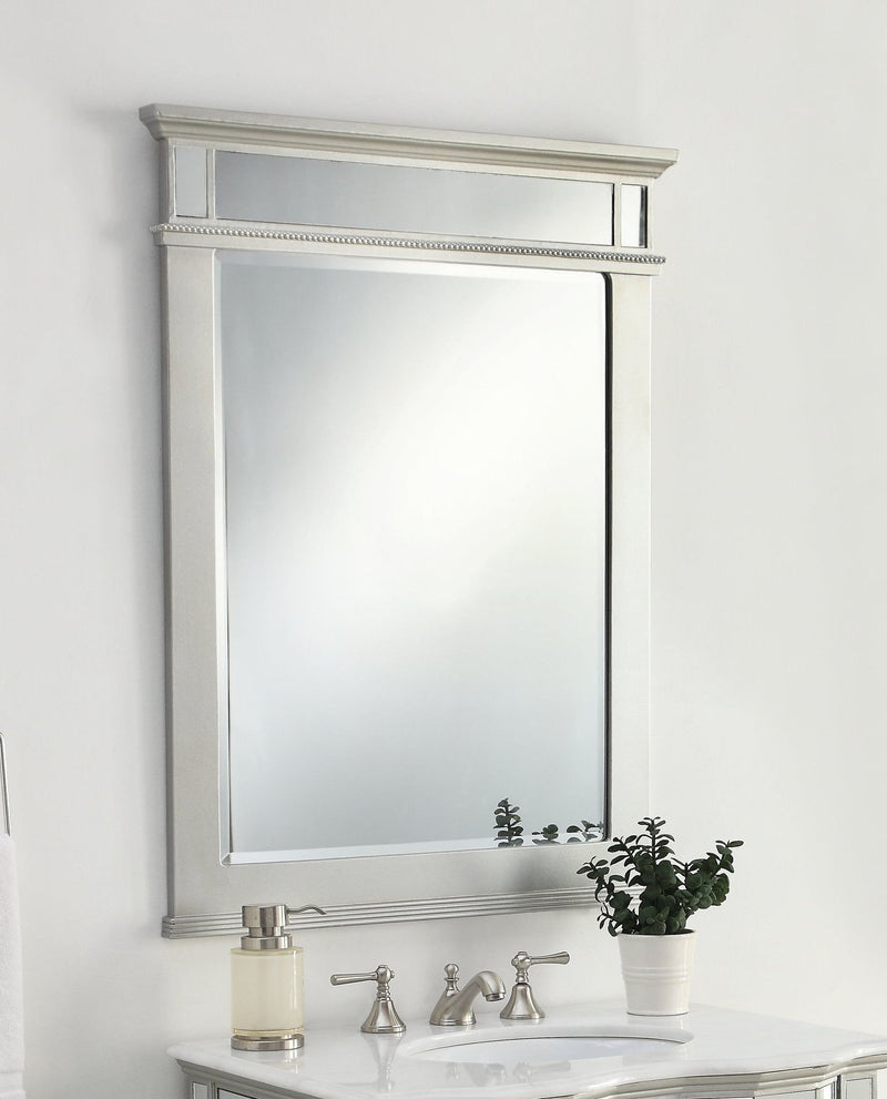 Ashley 30-inch Wall Mirror MR3040 - Chans Furniture