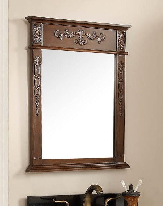 Debellis 22-inch Wall Mirror FWM-0472228 - Chans Furniture