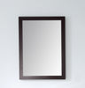 Adagio Espresso/Wenge 22-inch Wall Mirror MIR-409WE24