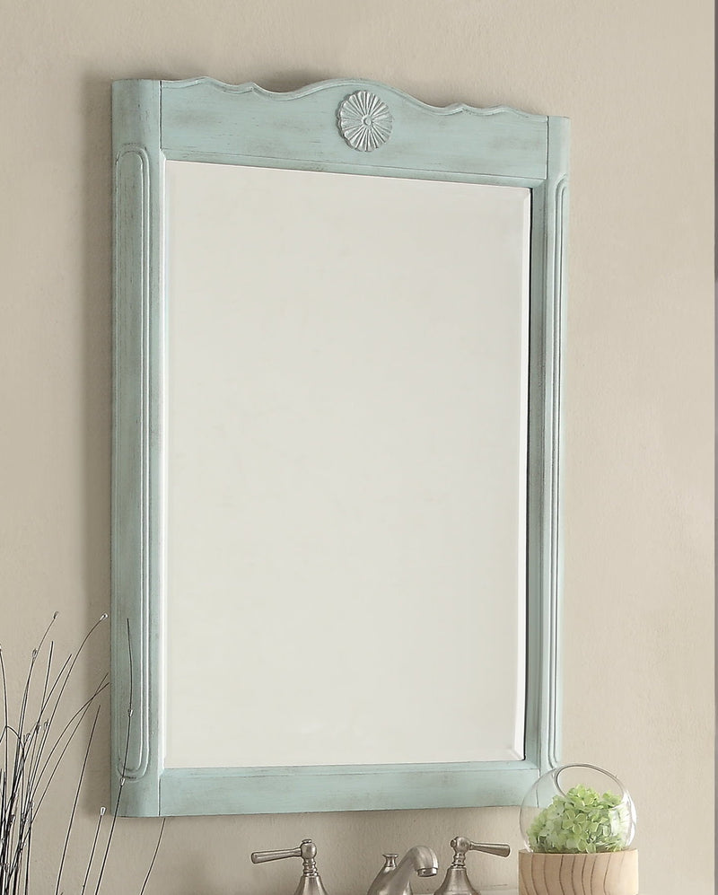 Daleville  24-inch Wall Mirror MR-838LB