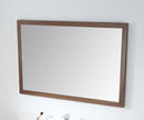 Colle American Walnut 45-inch Wall Mirror MIR-409NT48