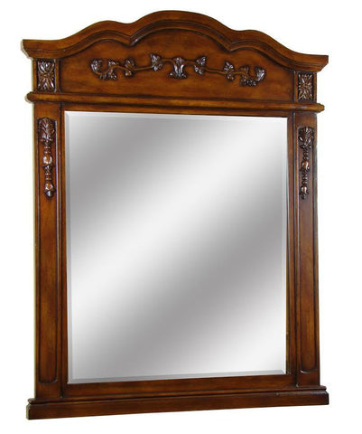 Morton 32-inch Wall Mirror MR2815TK - Chans Furniture