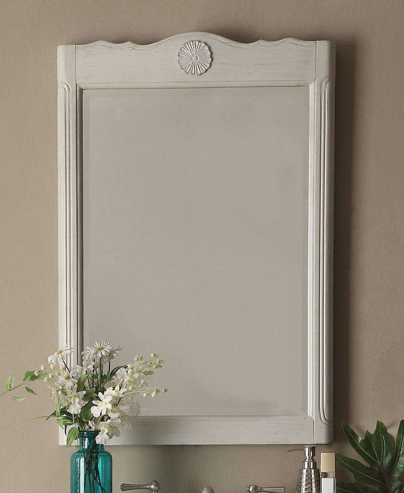 American Furniture Warehouse Mail: Daleville 24-inch Wall Mirror MR-838CK