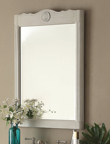 Daleville  24-inch Wall Mirror MR-838CK