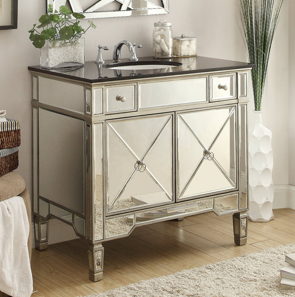 Mirrored Vanities | Chans Furniture
