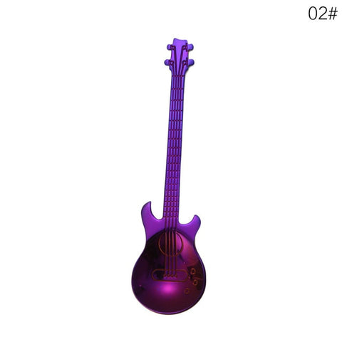 Image of CUCHARA CON FORMA DE GUITARRA