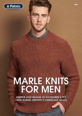 Marle knits for men