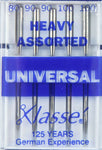 Klasse Universal Heavy Assortment Machine Needles