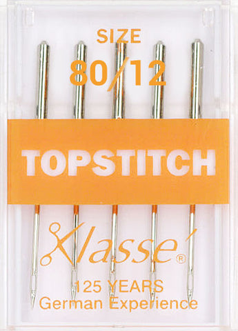 Klasse Top Stitch Machine Needles