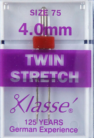 Klasse Twin Stretch Machine Needles