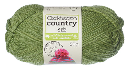 Cleckheaton Country 8 ply