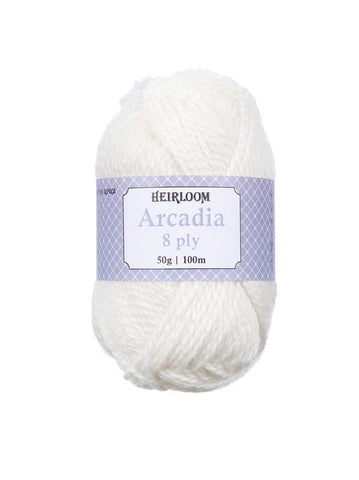Heirloom Arcadia 8PLY