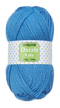 Heirloom Dazzle 8ply