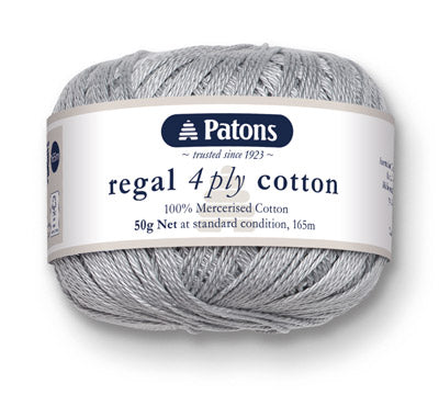 Patons Regal Cotton 4 ply