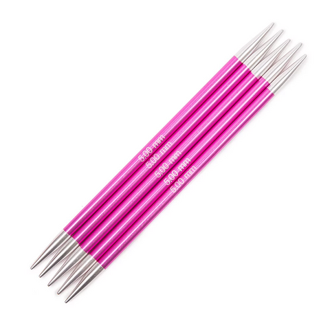 KnitPro Zing Double Pointed Needles