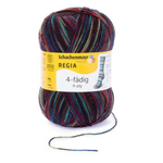 Regia Colour Sock Yarn 4ply 4463