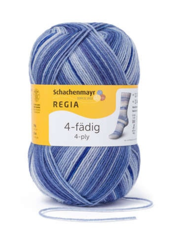 Regia Colour Sock Yarn 4ply 6669