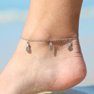 Mini Pineapple Anklet