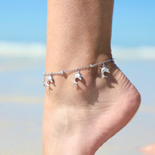Load image into Gallery viewer, Dolphin Anklet