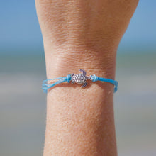 Load image into Gallery viewer, Sea Turtle Wax Coated Bracelet