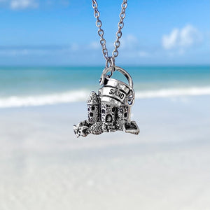 Sand Castle Necklace