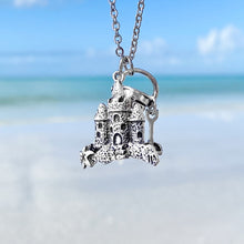 Load image into Gallery viewer, Sand Castle Necklace