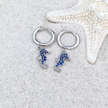Load image into Gallery viewer, Lovely Sea Animals Hoop Earrings