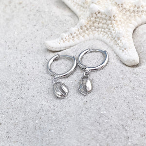 Lovely Sea Animals Hoop Earrings