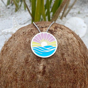 Hermosa Waves Necklace