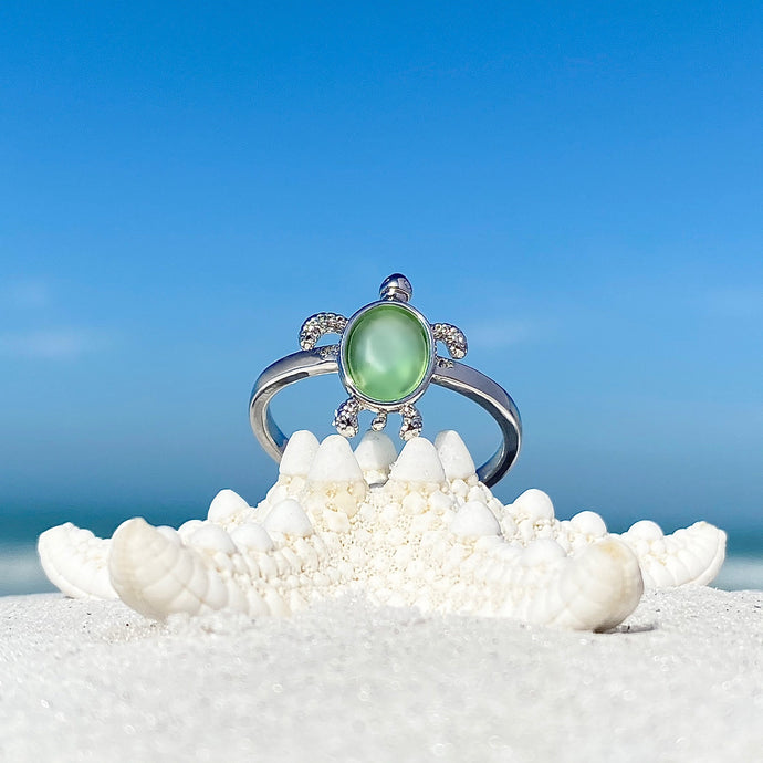 Green Sea Turtle Ring