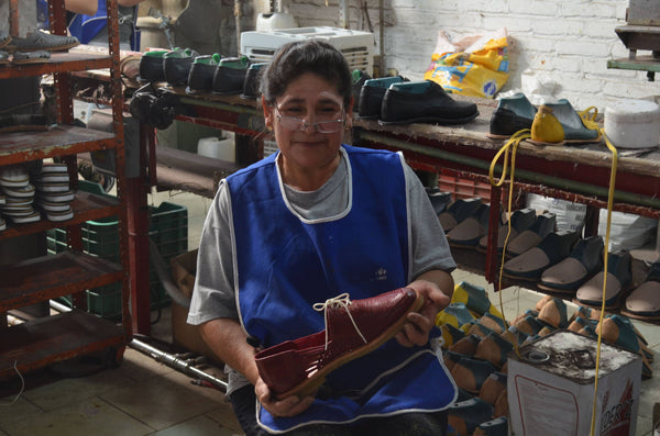 Traditional Mexican Huarache Craftsmanship