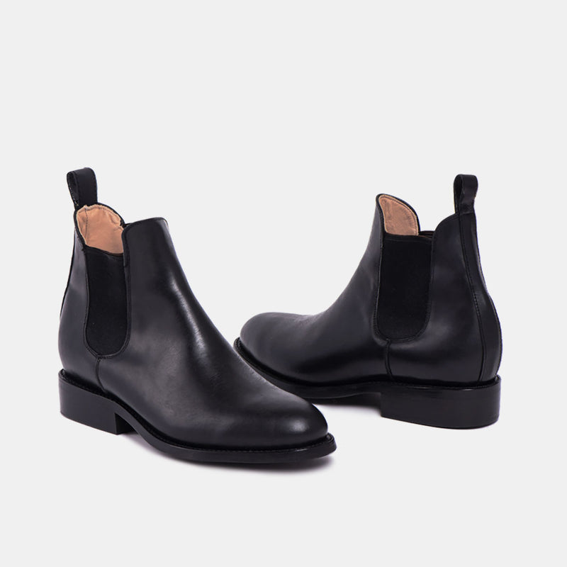 PEDRO Chelsea Tire Boot Black - CANO
