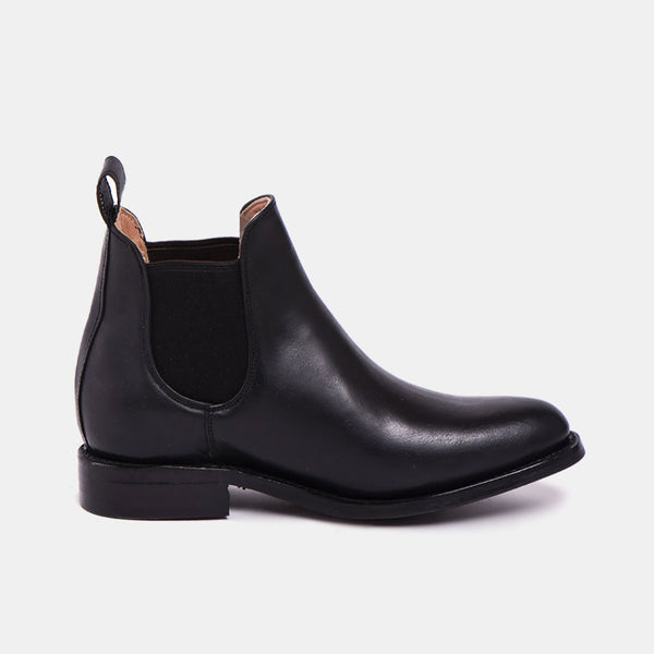 MONTSE Chelsea Tire Boot Black