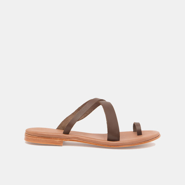 CARLA Sandal Coffee