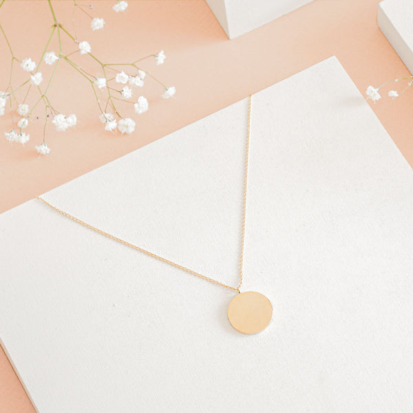 ANA Gold Necklace