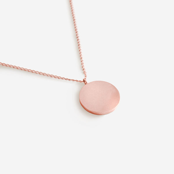 ANA Rosegold Necklace - CANO
