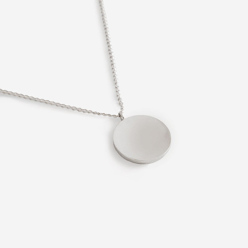 ANA Silver Necklace