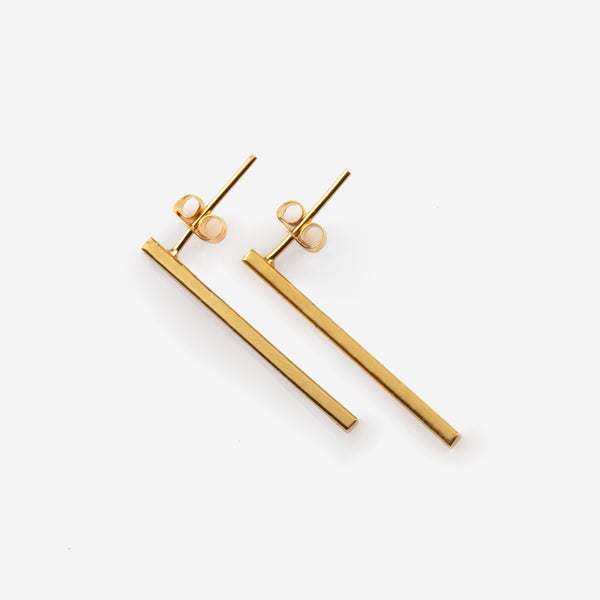 MARIBEL Gold Earring