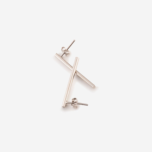 MARIBEL Silver Earring - CANO
