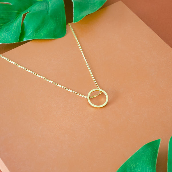 SOFÍA Gold Necklace - CANO