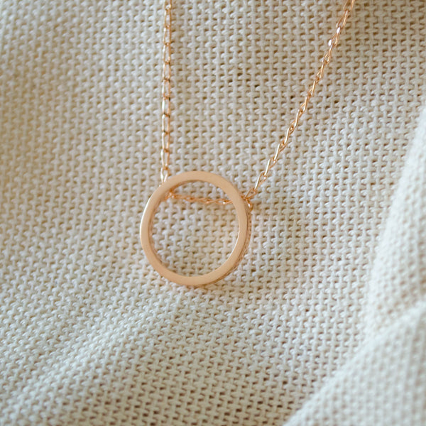 SOFÍA Rosegold Necklace