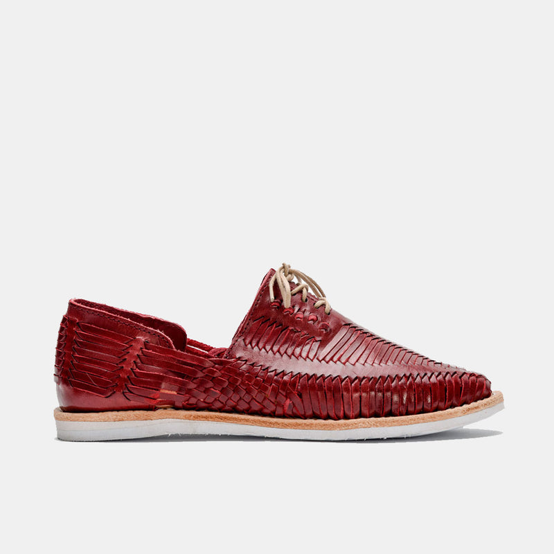 BENITO Red White Sole - CANO
