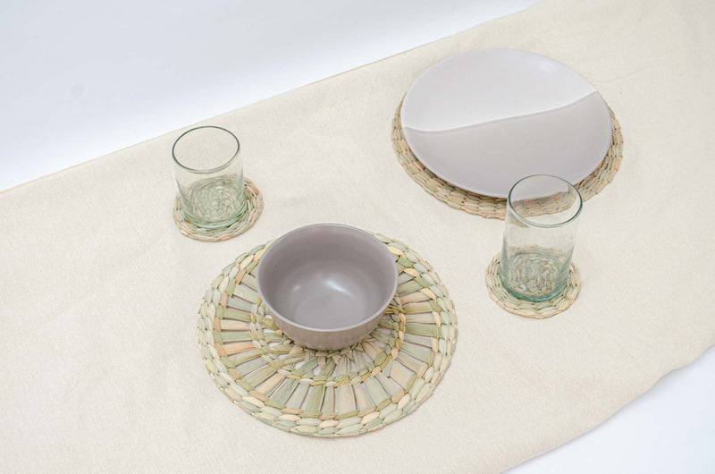 Petate Woven Table Mat (Set of 4)