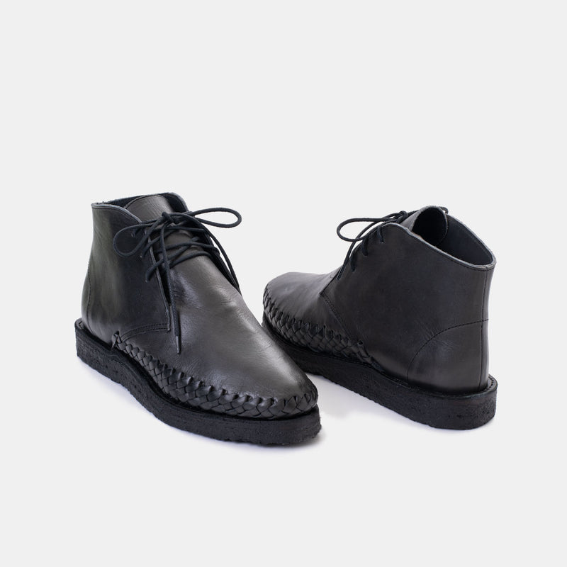 Gabriel Desert Boot All Black