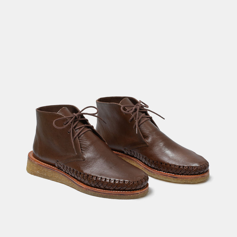 Gabriel Desert Boot Chocolate - CANO