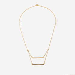 PATRICIA Gold Necklace
