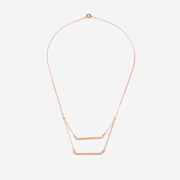 PATRICIA Rosegold Necklace - CANO